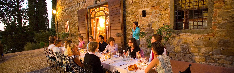 Dining on Backroads Tuscany & Umbria Walking & Hiking Tour