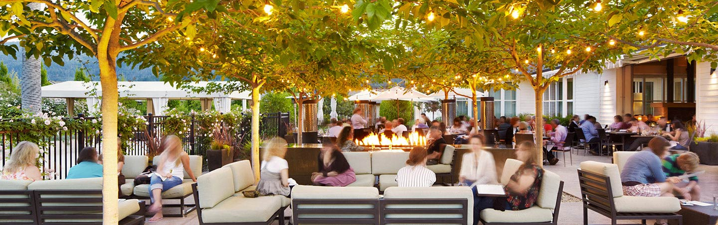 Solage, Calistoga - Backroads Wine Country Active Culinary Walking Tours