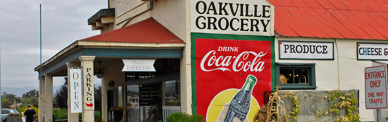 Oakville Grocery, St. Helena, California