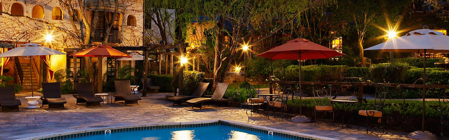 Kenwood Inn & Spa - Backroads Wine Country Active Culinary Walking Tours