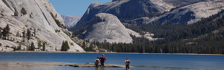 Tenaya Lake, Backroads Yosemite Walking & Hiking Trips