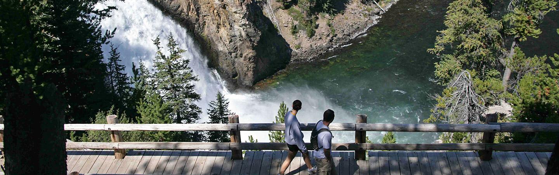 Backroads Yellowstone Walking & Hiking Tour