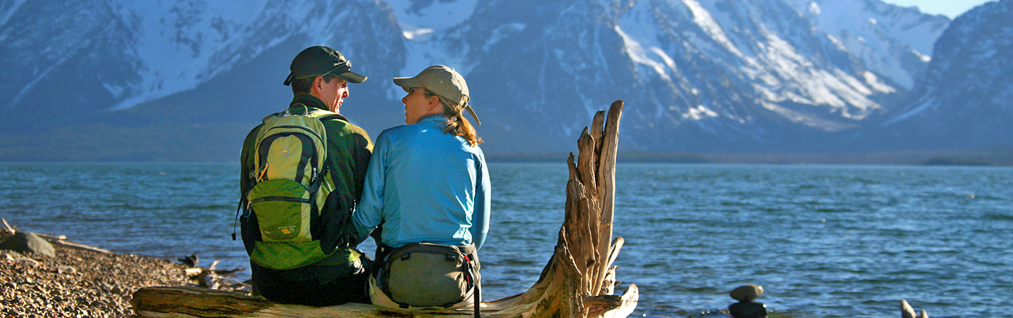 Grand Tetons Hiking Tour