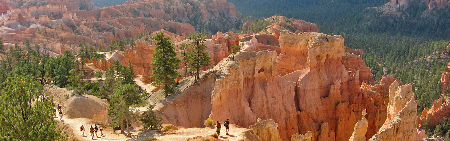 Bryce Canyon National Park Hiking Tour