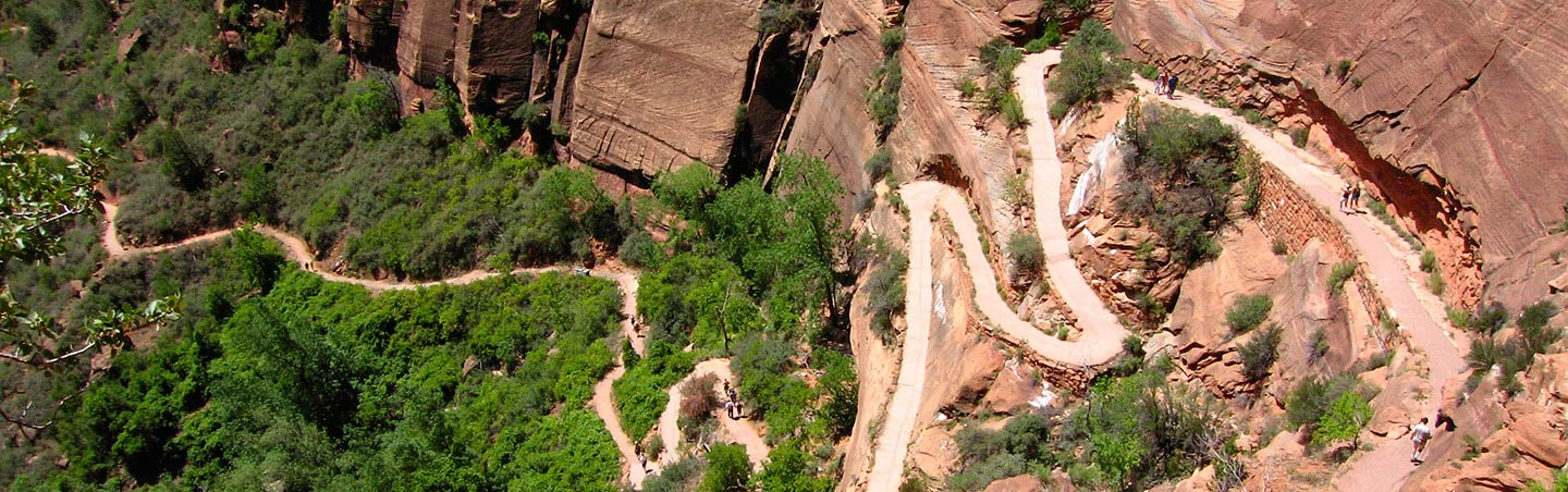 Walter's Wiggles, Zion National Park, Utah