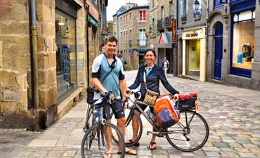 Brittany Normandy Biking Vacations