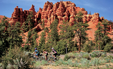 Utah Biking Vacations