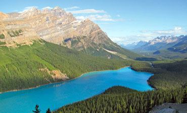 Canadian Rockies Vacations