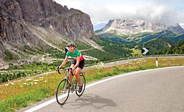 Dolomites Biking Thumb