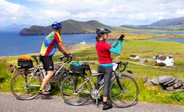 Ireland Biking Vacations