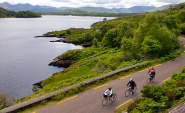 Ireland Family Biking Vacations