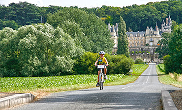 Loire Valley Biking Family Vacations