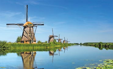 Netherlands & Belgium Family Bike Tour - Kids & Teens