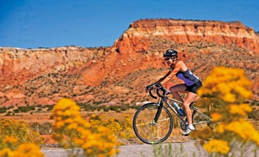 New Mexico Biking Vacations