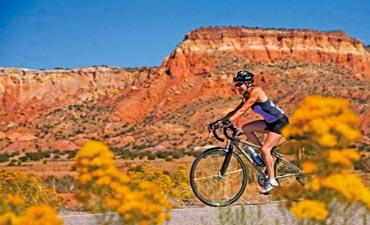 New Mexico Biking Vacations