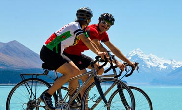 New Zeland Biking Vacations