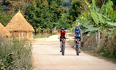 Thailand Biking Vacations