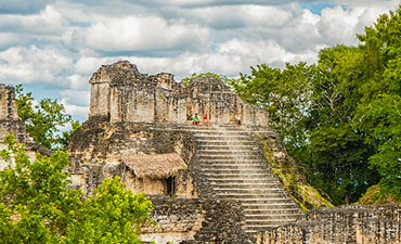 Belize & Guatamala Multi-Adventure Tour
