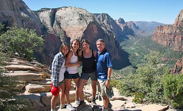 Zion Family Multi-Adventure Tours