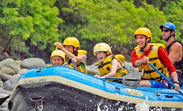 Costa Rica Family Multi-Adventure Tour - Younger Kids