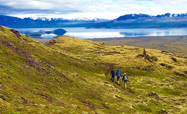 Iceland Family Multi-Adventure Tour - Older Teens & 20s