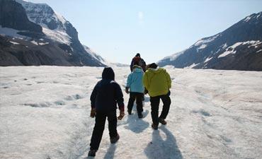 Canadian Rockies Family Vacations
