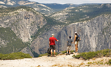Yosemite California Tour