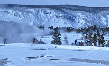 Yellowstone Winter Multisport Vacation Thumb