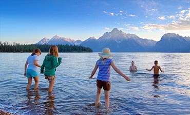 Yellowstone Family Multisport Vacations