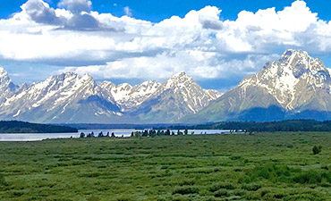 Grand Teton National Park Multi-Adventure Tour