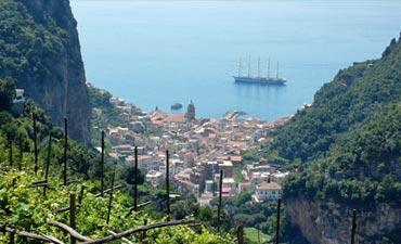 Amalfi Coast Walking Vacations