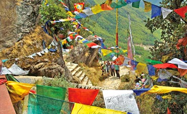 Bhutan Walking & Hiking Tours