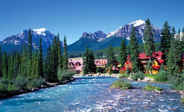 Canadian Rockies Walking & Hiking Tours