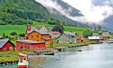 Norway Walking Vacations