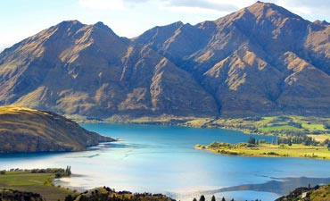 New Zealand Walking Vacations