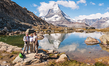 Switzerland Walking Hiking Vacations