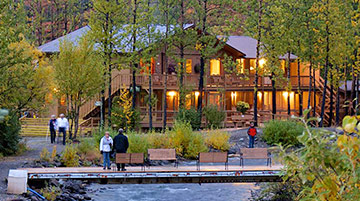 Denali Backcountry Lodge, Alaska