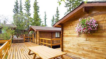 Denali Cabins, Alaska