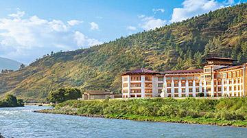 Le Meridien Paro, Bhutan