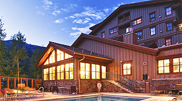 Teton Mountain Lodge & Spa, Teton Village, Wyoming