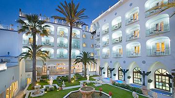 Terme Manzi Hotel and Spa, Amalfi Coast, Italy