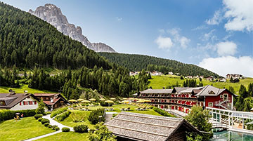 Alpenroyal Grand Hotel, Italy