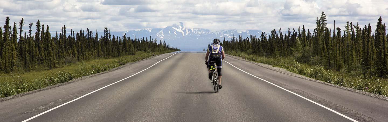 Biking - Backroads Alaska Bike Tours