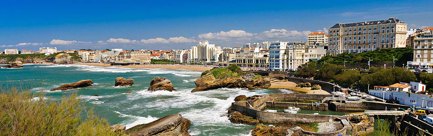 Biarritz, France - French Pyrenees and Spain's Rioja Region Bike Tour