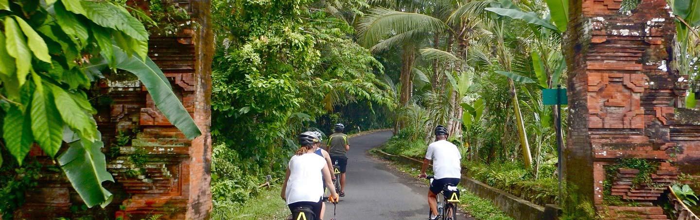 Biking on Backroads Bali Bike Tour
