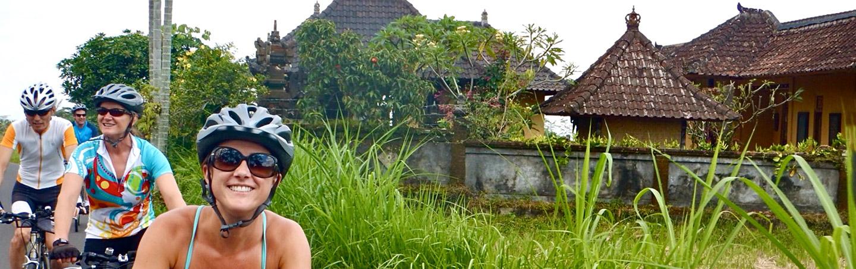 Biking - Backroads Bali Family Bike Tours