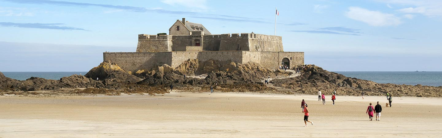 Saint-Malo -  Brittany & Normandy Family Bike Tour