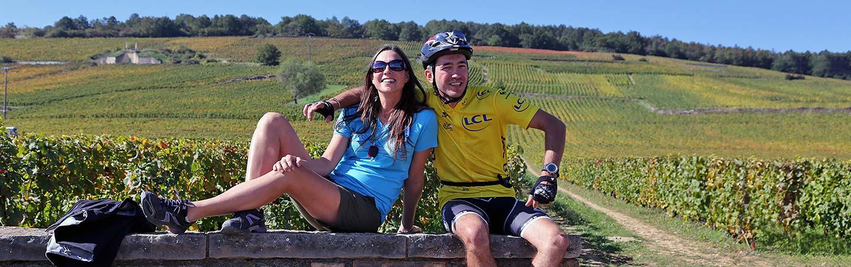 Biking on Backroads Chablis & Burgundy Bike Tour
