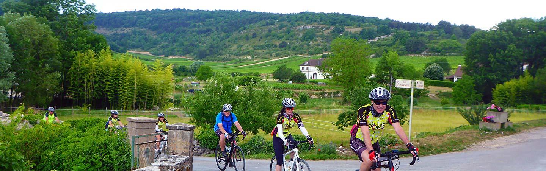 Biking - Backroads Chablis & Burgundy Bike Tour