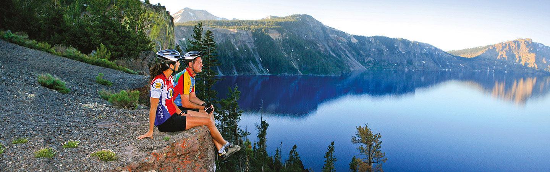 Crater Lake Bike Tour